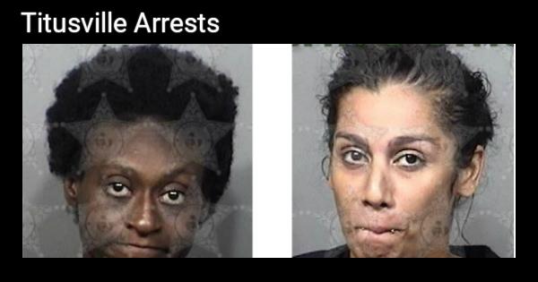Titusville, Florida Arrests Update