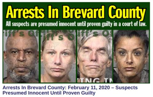 Brevard County Jail Mugshots