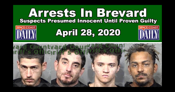 Brevard County Crime News – April 28, 2020