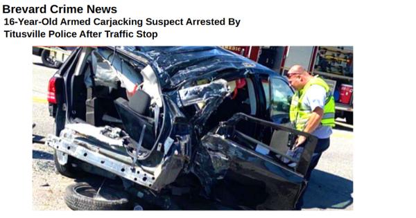 Brevard County Crime News for June 16, 2020