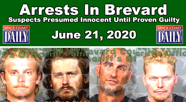 Brevard County Crime News – June 22, 2020