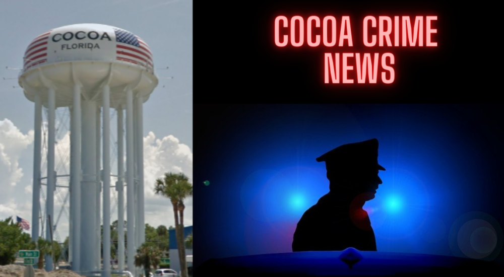Cocoa Crime News for February, 2021