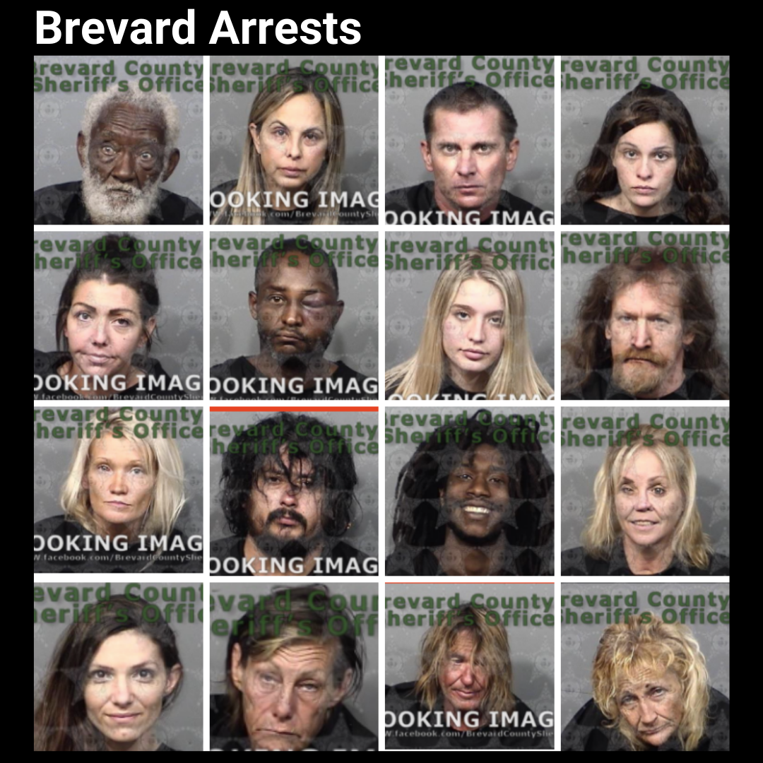 Brevard County Arrest Reports and Crime News Update